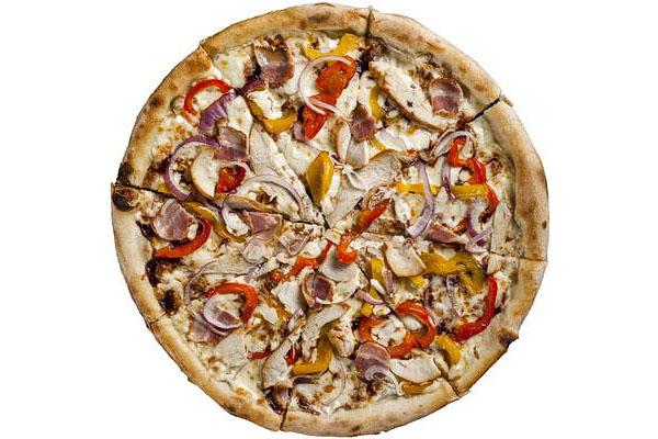 Пицца барбекю 9494300 пейнтбол и барбекю меня не убили