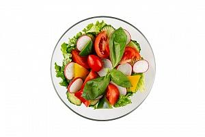 Салат Овощи свежие