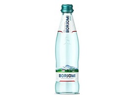 Вода Borjomi