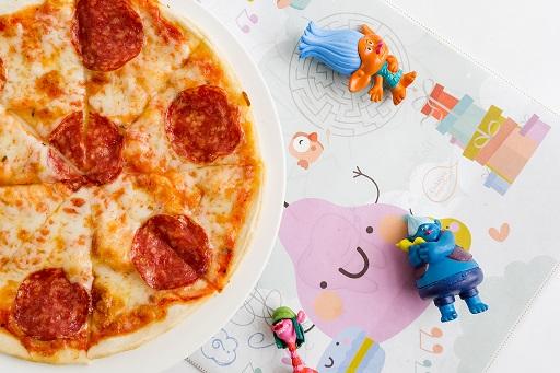 Пицца Бамбино Beef пепперони