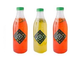 Лимонад клубника-киви