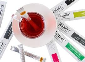 Чай в стиках Teatone