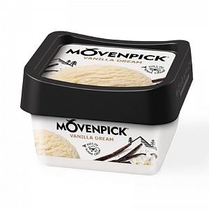Мороженое Movenpick ванильное
