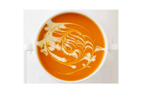 Суп-крем тыквенный