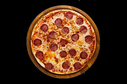 Пицца beef пеперони