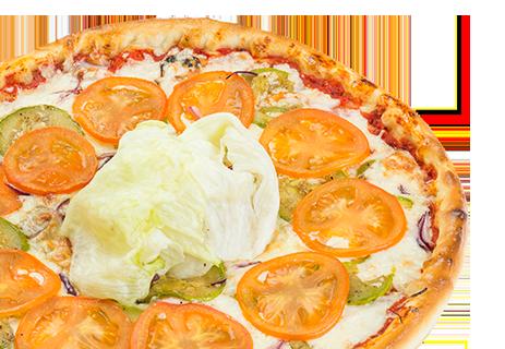 Вегетарианская с сыром