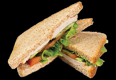 Сэндвич с курицей **