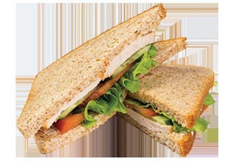 Сэндвич с курицей подарок