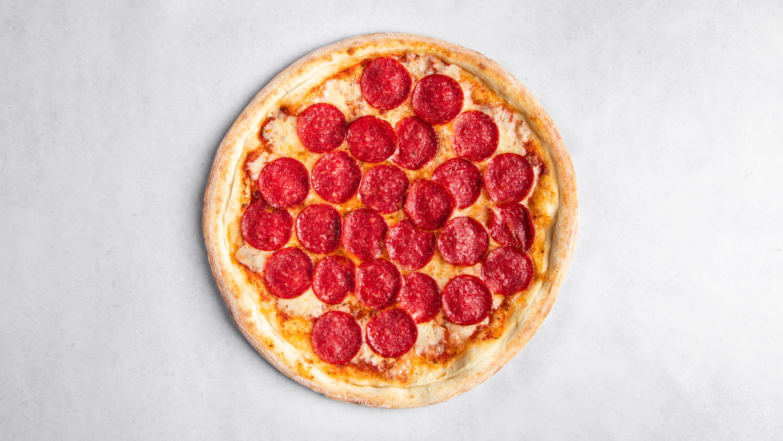 Пицца Много Пепперони