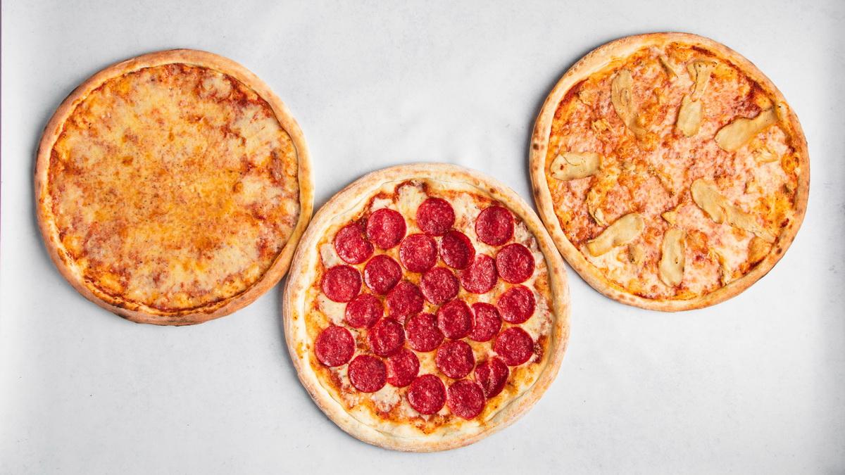 Комбо Много Пиццы