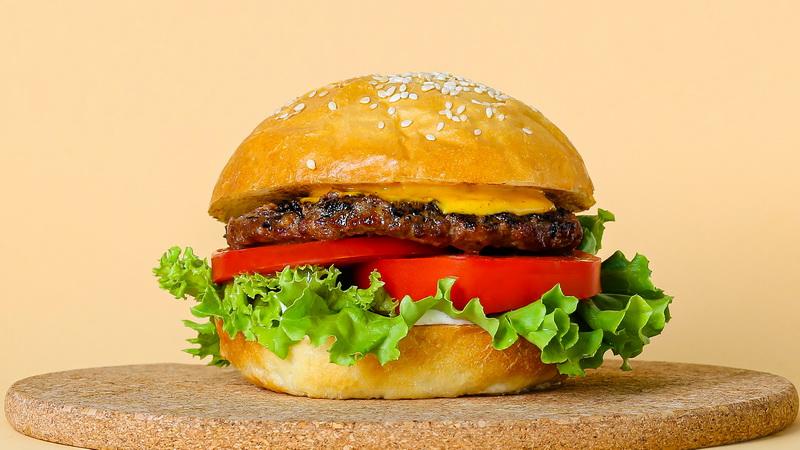 Хит Бургер говяжий