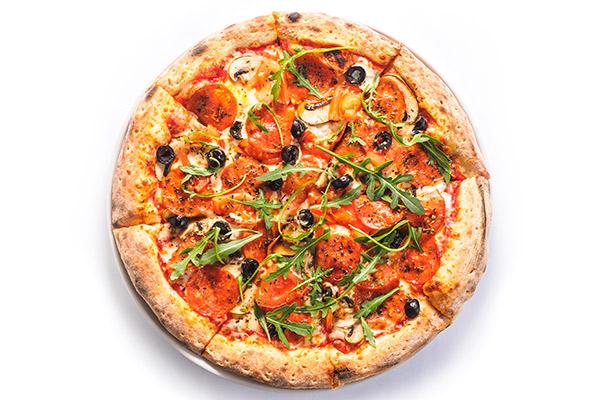 Итальянская пицца+бокс