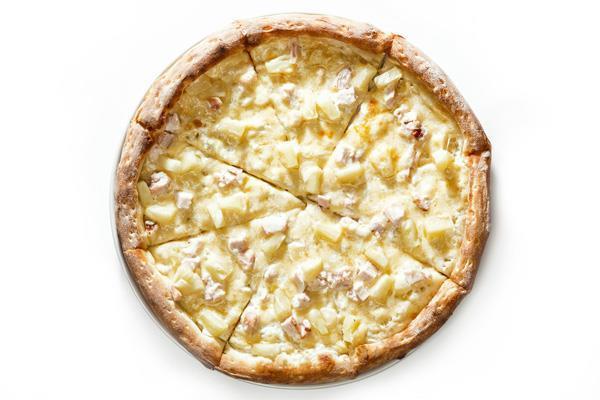 Гавайская пицца+бокс