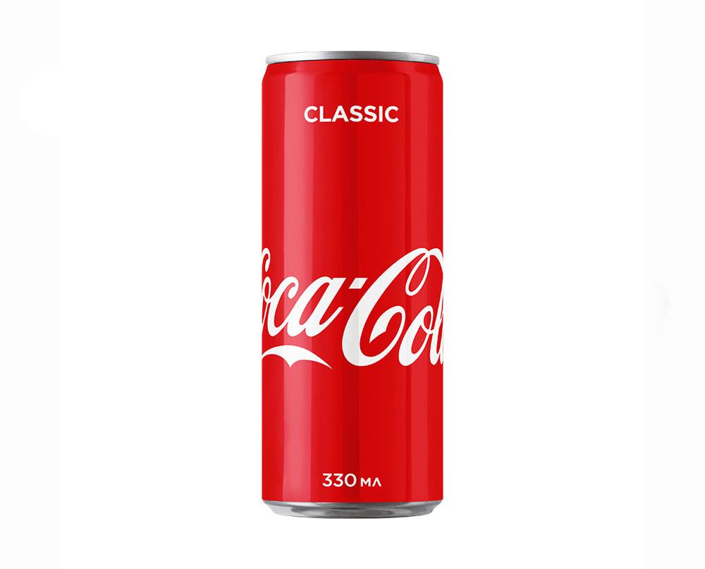 Кока Кола 0,33