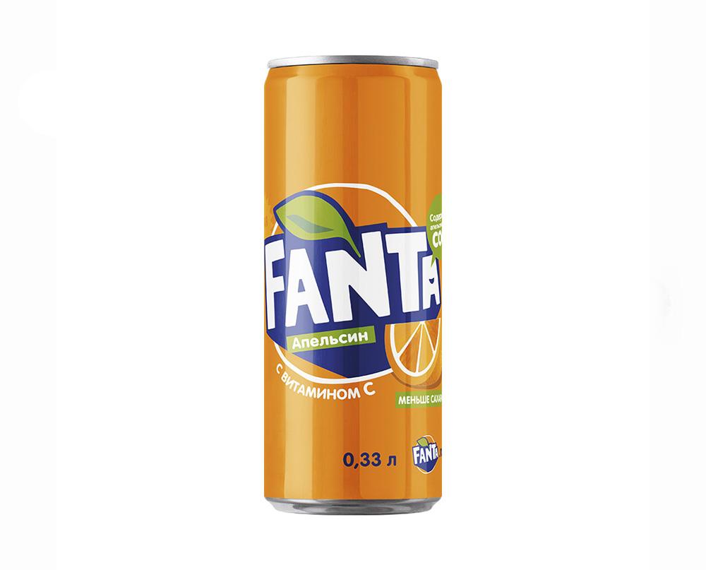 Фанта 0,33