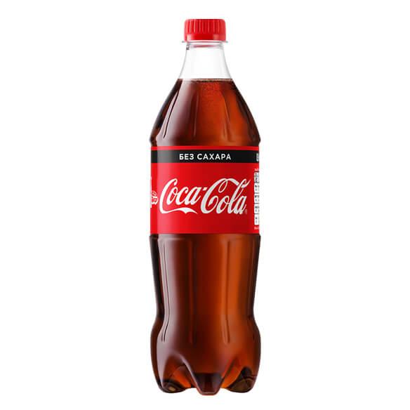 Coca-Cola Zero 0,9л