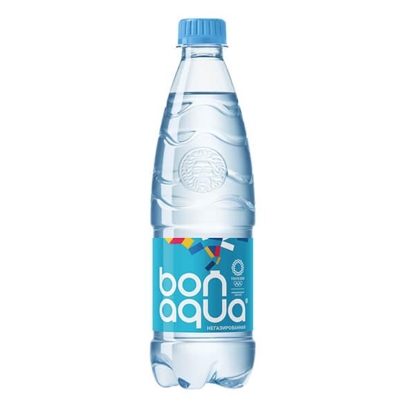 BonAqua негазированная 0,5л