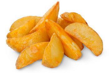 Картофельные дольки, 250 г.