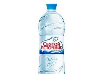 Вода Газированная 1,5 л.