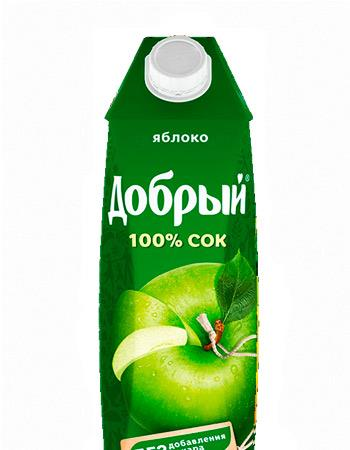 Яблоко 1 л