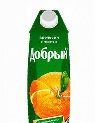 Апельсин 1 л.