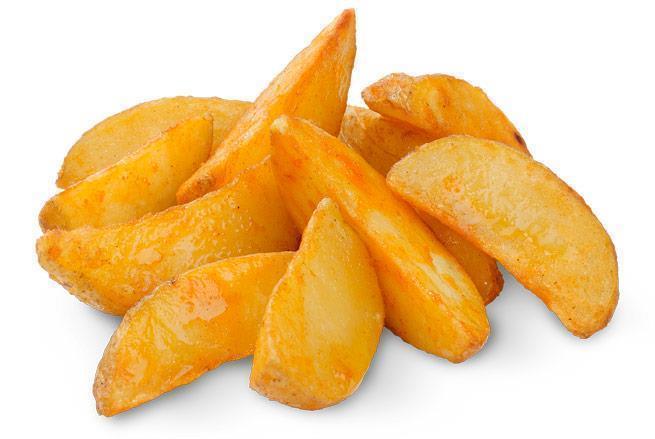 Картофельные дольки, 300 г.