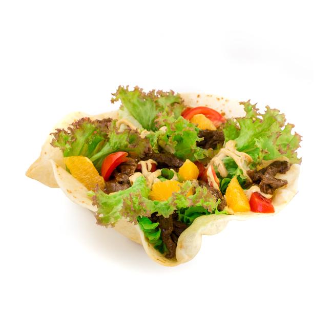 Фото Тайский салат из говядины